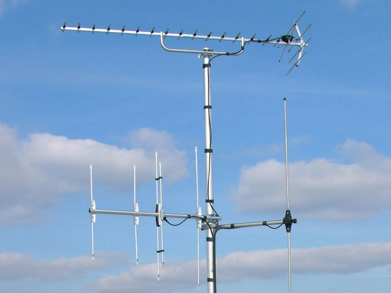 Basic guide to TV and radio aerials | Don Valley Aerials